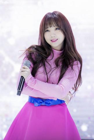 """Profil & Fakta Lengkap Kei (케이) """"Lovelyz"""""""