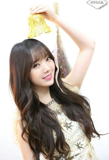 """Profil & Fakta Lengkap Jin (진) """"Lovelyz"""""""