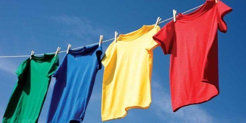 Cara Mencerahkan Warna Baju