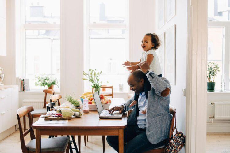 Curahan Hati Dari Kegiatan Work From Home (WFH)