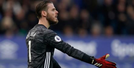 David de Gea Belum Berencana Tinggalkan Manchester United dalam Waktu Dekat