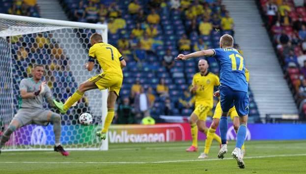 Ukraina Menang Dari Swedia, Bertemu Inggris Di 8 Besar Euro